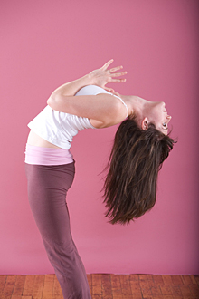 Kirsten Collins Fresh Yoga